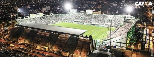 Estadio Arena Condá | Foto: Associação Chapecoense de Futebol