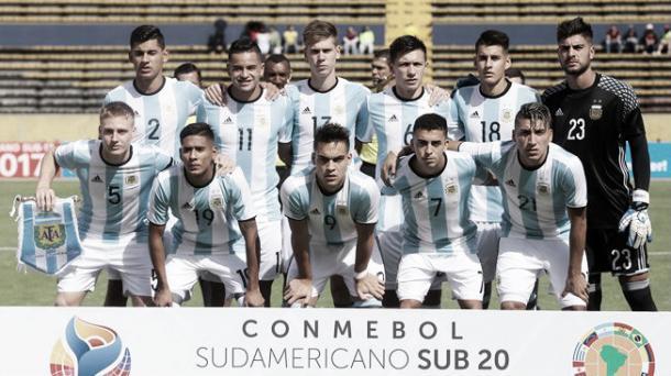Argentina / Foto: FIFA Web