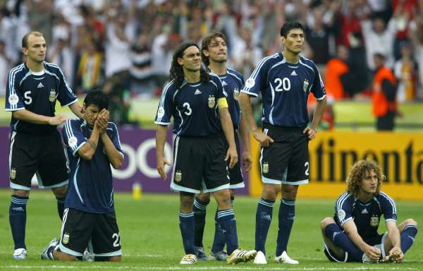 Imagen de la derrota (foto:taringa)