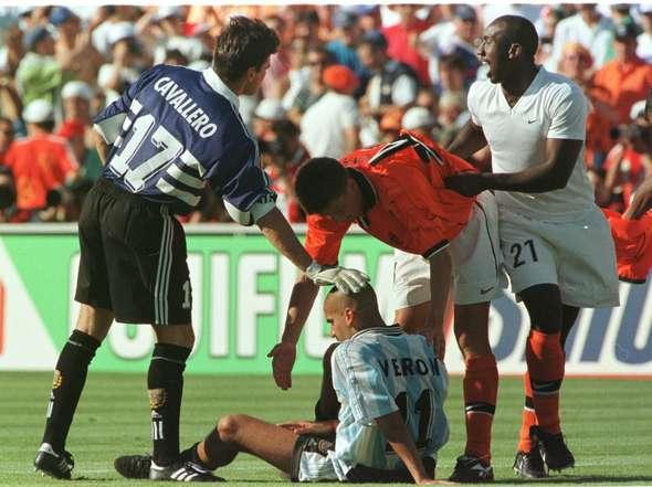 Argentina-Holanda (foto:ole)