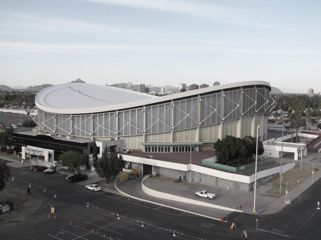 Arizona Veterans Memorial Coliseum | Foto: arenadigest.com