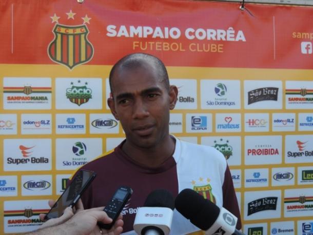 Maracanã pediu 'muita vontade' para Sampaio se recuperar (Foto: Divulgação/Sampaio Corrêa(