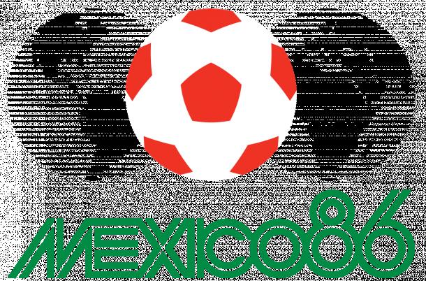 Logo Oficial de México 1986