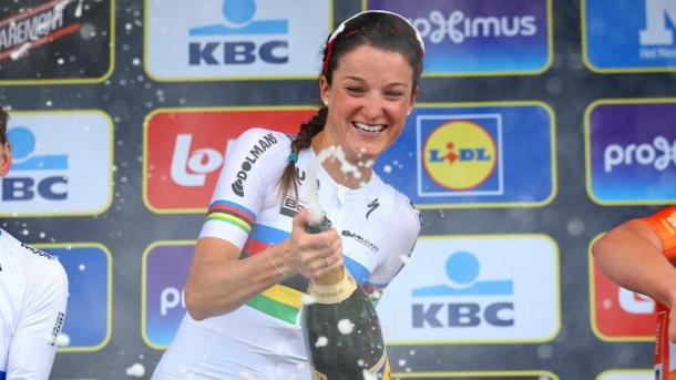 It was the fourth win of Armitstead's season, but now attention focuses to Rio / Sky Sports