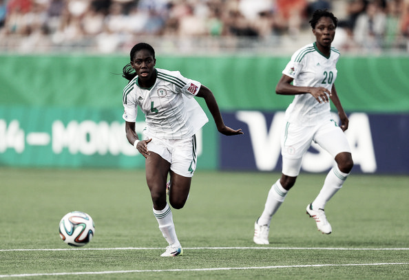 Oshoala arrives at the club with a great reputation | Photo: Getty