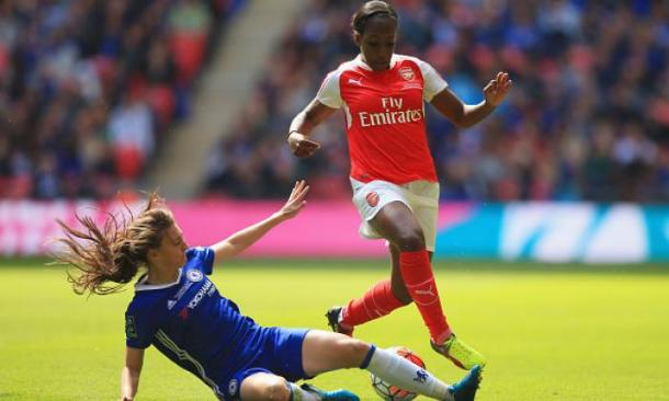 Chelsea played Arsenal in this years FA Cup final | Photo source: Getty Images