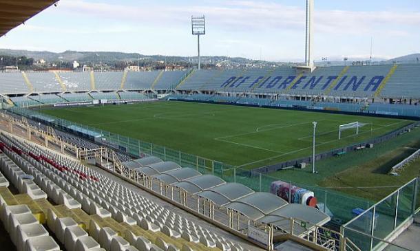 El Artemio Franchi, un estadio clásico en Italia | Foto: Getty Images