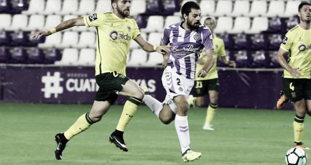 Asier Villalibre | Foto: Real Valladolid