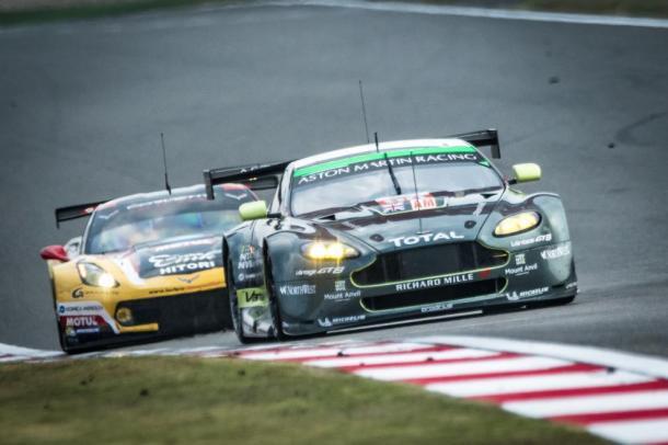 Aston #98, vence mais uma na GTE-PRO. (Foto: Gabi Tomescu – AdrenalMedia.com)