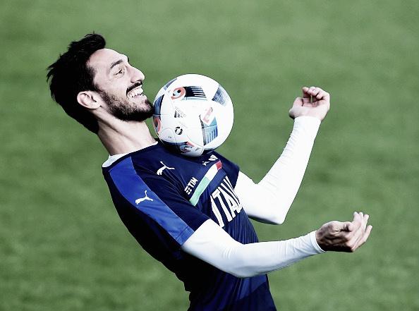 Astori esteve na pré-lista de Conte para a Eurocopa; acabou ficando de fora (Foto: Getty Images)