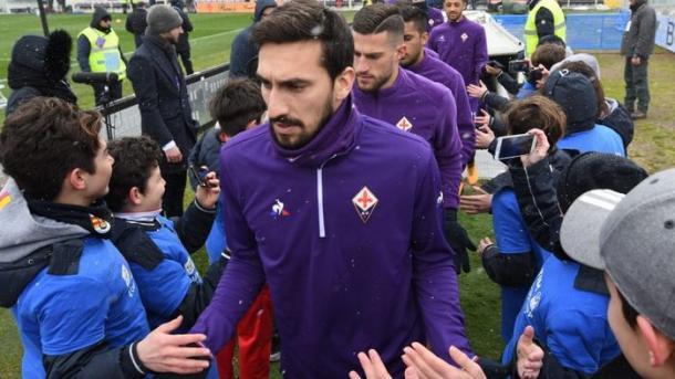 Astori estava na Fiorentina desde 2015 e atuou em 15 jogos com a Seleção Italiana (Foto:Claudio Giovannini/AFP/Getty Images)