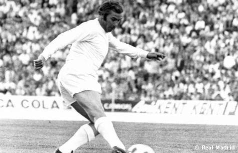 Adolfo Atienza en su época en el Real Madrid (Foto: corazonblanco.com)