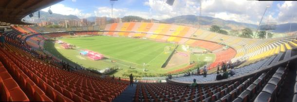 Foto: Atlético Nacional Oficial