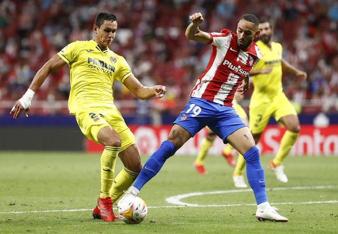 Atlético de Madrid vs Villarreal, LaLiga Santander