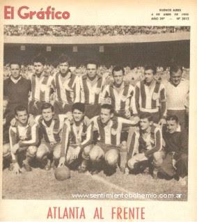 Campeón de la Copa Suecia 1958. (Foto: web)