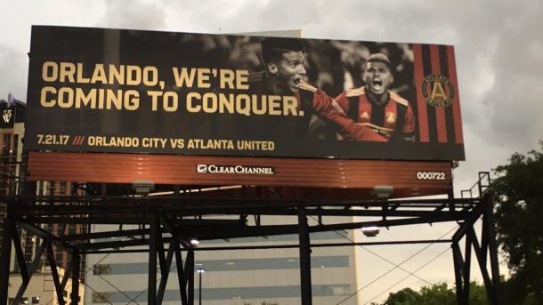 Photo via Atlanta United