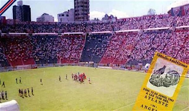 Foto: Twitter: Estadios de México