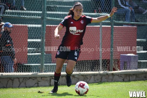 Zellyka Arce. / Foto: Rodrigo Íñiguez
