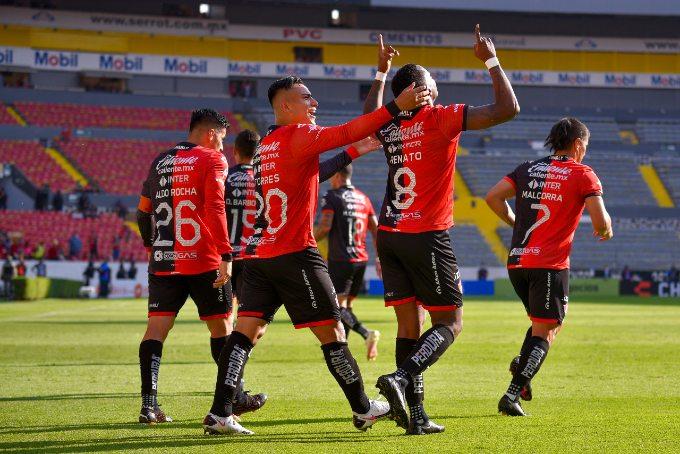 Atlas deja el último lugar del cociente con victoria sobre Tijuana, Renato Ibarra marcó el gol del triunfo