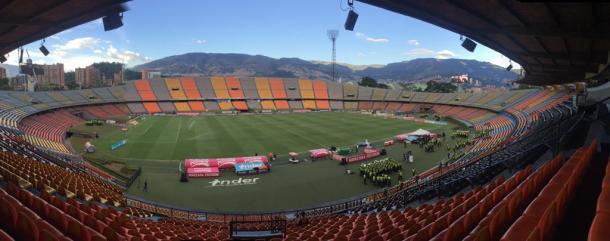 Foto: Club Atlético Nacional Oficial