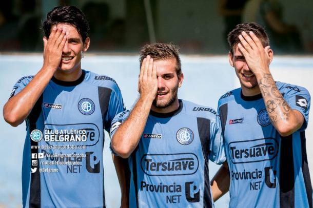 Foto: Foto: Sitio oficial Belgrano de Córdoba