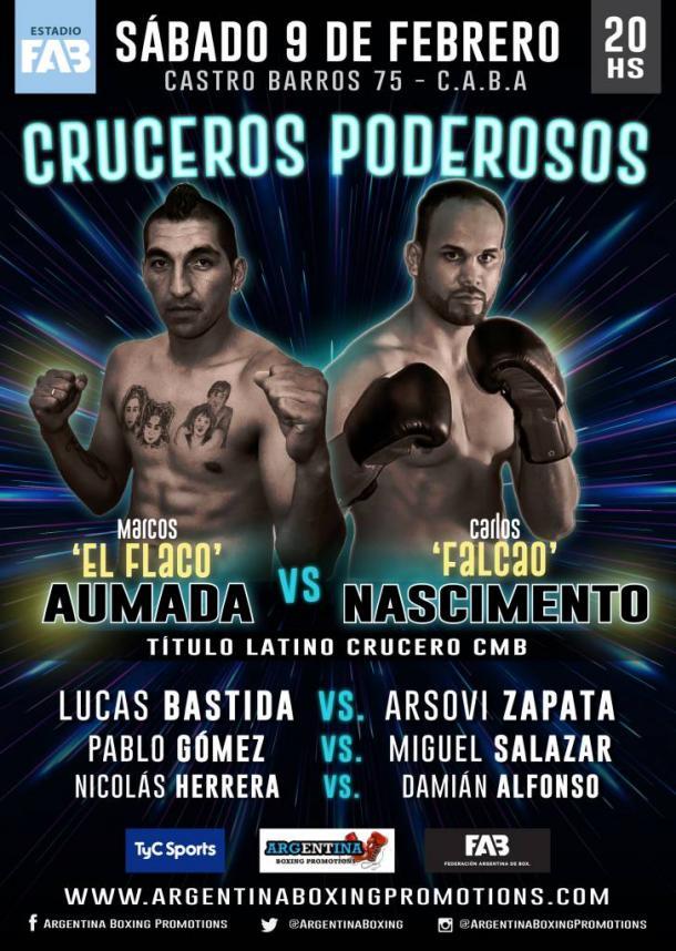 Foto: Prensa Argentina Boxing Promotions
