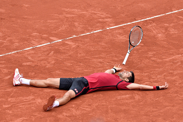 Djokovic silenced all of his critics by finally claiming a French Open title earlier this month. Credit: Aurelien Meunier/Getty Images
