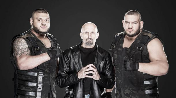 A tag title run could be in the Authors of Pain's future. Photo: WWE.com