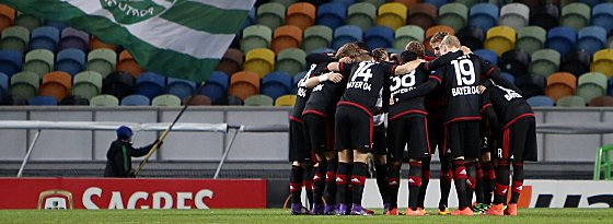It was a real team performance from the Westfalen outfit. | Image source: kicker - picture alliance