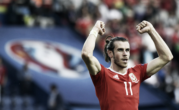 The Wales and Real Madrid winger has been in great form so far   Photo: DAMIEN MEYER/AFP/Getty Images