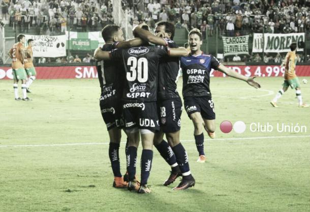 Divulgação: Club Atlético Unión/Twitter