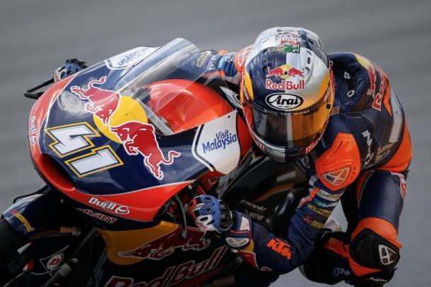 Binder was on fine form in Spain. | Image: MotoGP