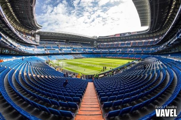 Estadio Santiago Bernabéu vía Rodri J. Torrellas (VAVEL)