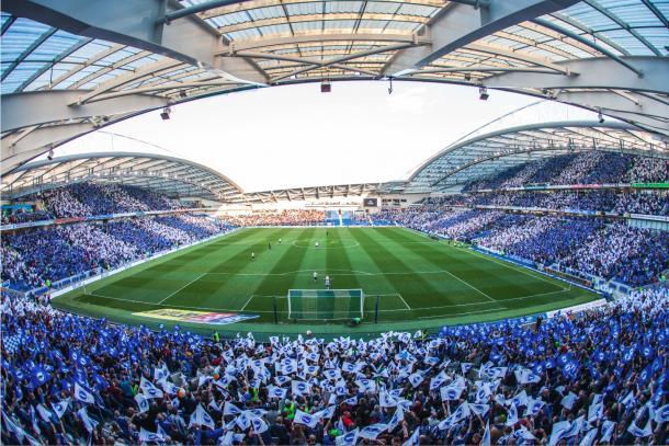 Estadio Falder Stadium; FUENTE: Brighton.com