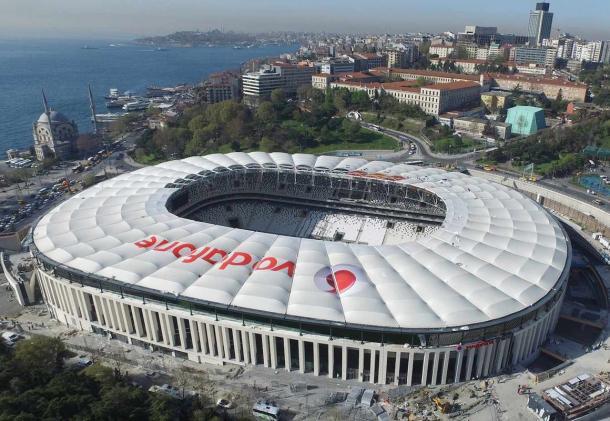 Estadio del Beşiktaş | Foto: Alacali