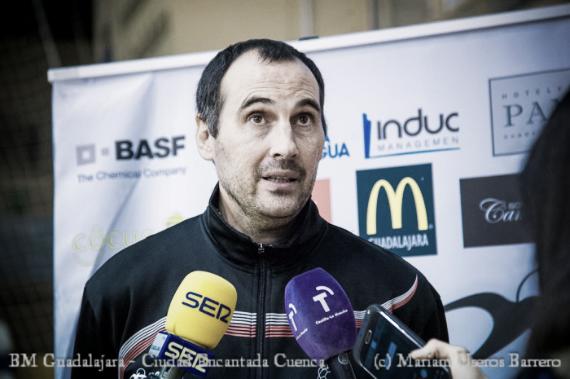 César Montes | Foto:bmguadalajara.es