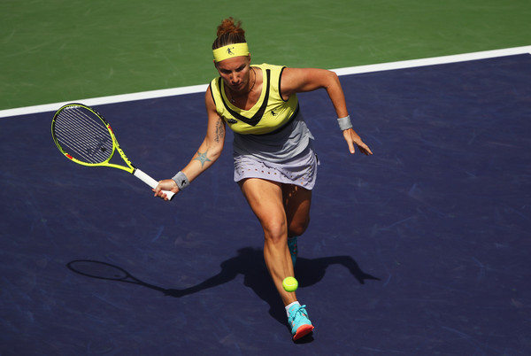 Svetlana Kuznetsova controlled play well today | Photo: Clive Brunskill/Getty Images North America