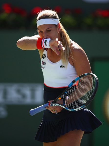 Dominika Cibulkova found it difficult to go against Pavlyuchenkova's offense | Photo: Clive Brunskill/Getty Images North America