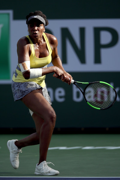 Venus Williams would be happy with her win today | Photo: Matthew Stockman/Getty Images North America