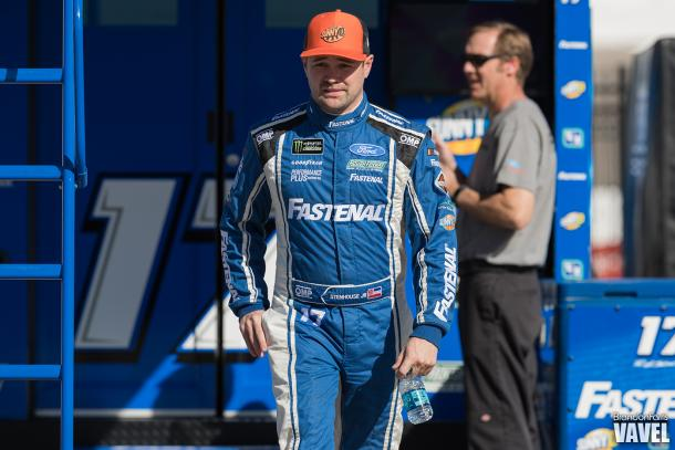 Ricky Stenhouse Jr will be hoping to make play offs in back to back seasons | Picture Credit: Brandon Farris