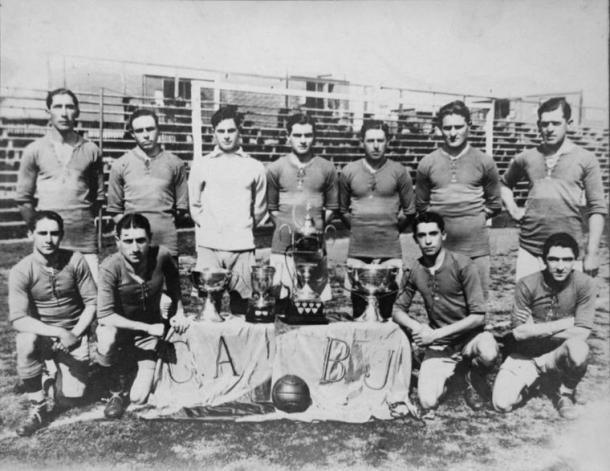 Foto: Archivo de Boca Juniors