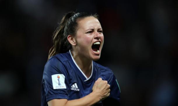 Florencia Bonsegundo | Fuente: FIFA