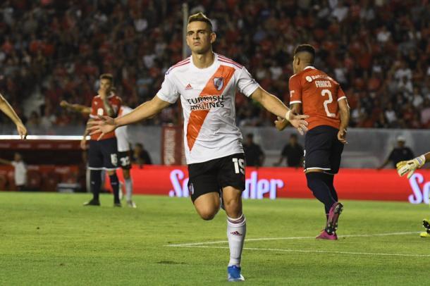 MATADOR. Rafa fue el máximo goleador de la Superliga con 12 goles junto a Silvio Romero.