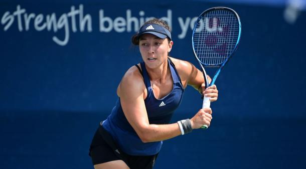 Pegula will look to reprise her upset from last month/Photo: Ben Solomon