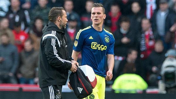 Foto: @AFCAjax / Milik en su etapa en el Ajax