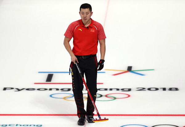 Dexin was involved in the first controversy of the Pyeonchang Olympics/Photo: Ronald Martinez/Getty Images