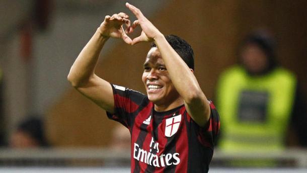 Carlos Bacca, tuttosport.com