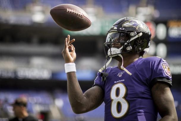 Foto: Baltimore Ravens