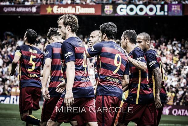 Nueva victoria ante el Eibar   Foto: Mireia Carcole