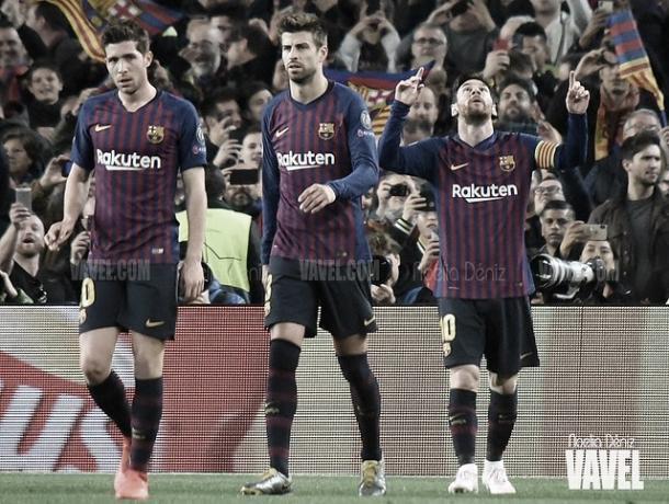 A por la quinta Copa consecutiva | Foto: Noelia Déniz - VAVEL